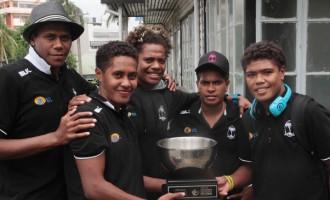 Fijiana Target Cup Semis for Paris 7s