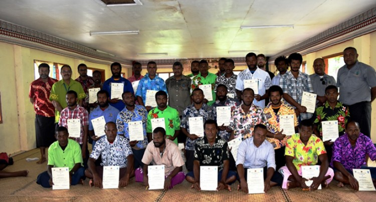 Ra Youths Attend Forestry And Fisheries Workshop