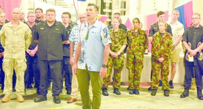 Tikotikoca Fondly Remembers Island Smiles