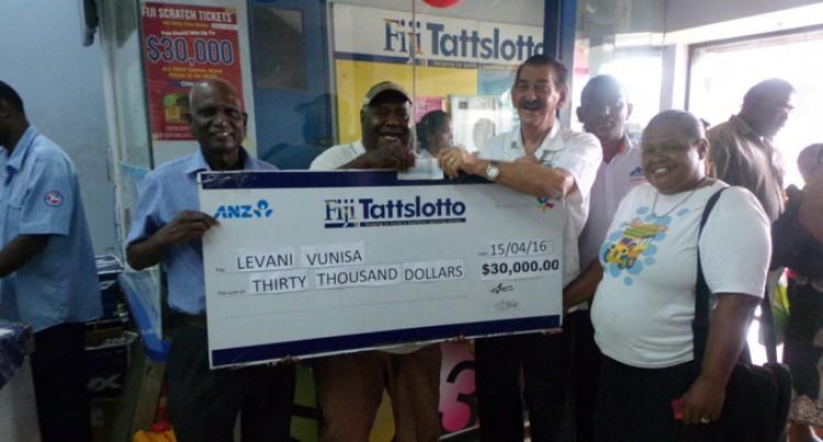 Vunisa Wins $30,000
