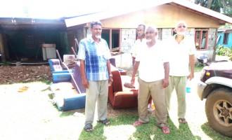 Farmer Does Not Wait For Govt Help