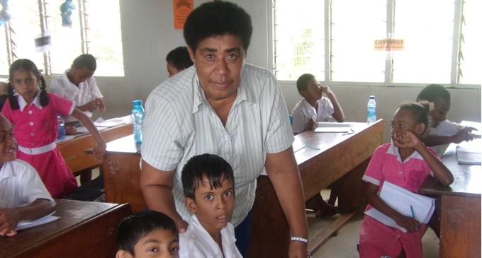 School Gets 1st iTaukei Teacher