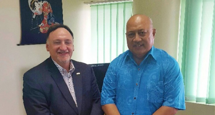 Fiji's Bid For Top  Role Talked About