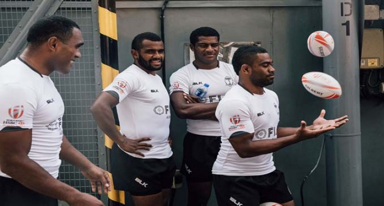 Vodafone Fijian 7s Team Should Not Lose Focus