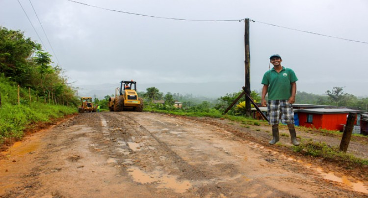 Road Works Brings Relief