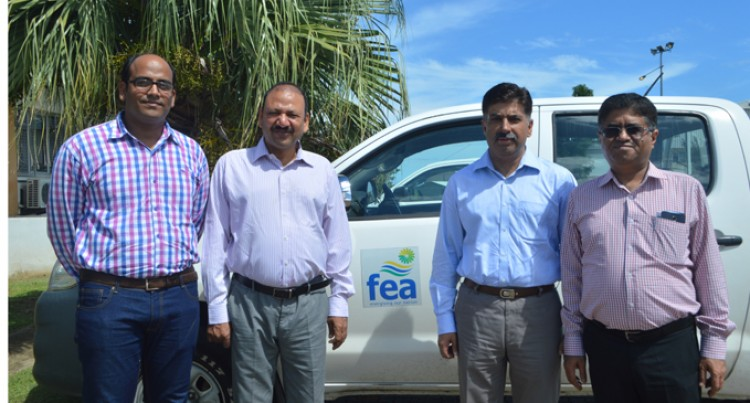 Indian Power Experts Help Fiji Electricity Authority