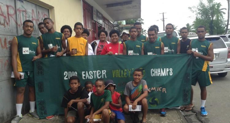 Volleyball Unites Community