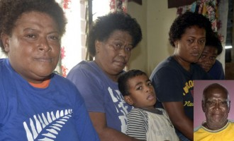Sabeto Family Mourns Lost Dad