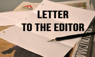 Letters To The Editor, 2nd, June, 2016