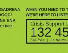 2030 Calls Received By Lifeline Fiji