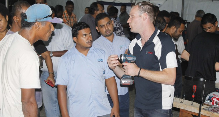 Bosch Trade Night A Success