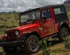 For All The Difficult Terrain, Try Out Mahindra Thar