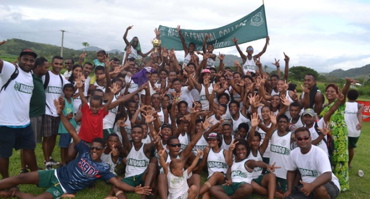 Nadogo School Race To A First