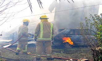 Fire Authority Yet To Determine Causes