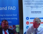 Food and Agriculture Organisation now in Fiji