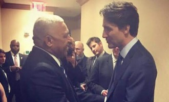 PM, Trudeau  Work Together On Climate Finance