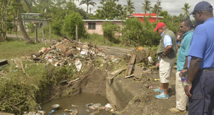 Clean Up Community, Says PM