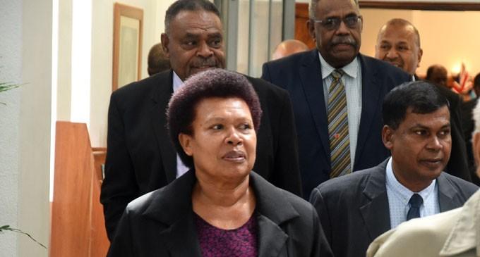 Standing Committees Reshuffle