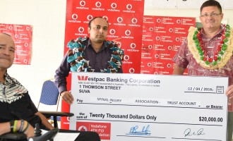 $12m Mobility Aid Boost For  Spinal Injury Association Fiji