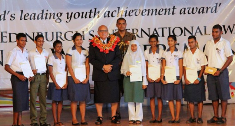 Students Get Global Challenge Award
