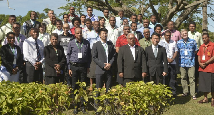 Fiji Among Nations For Strengthen Disaster Resilience Programme