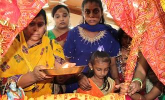 Ram Naumi Celebrations Ends