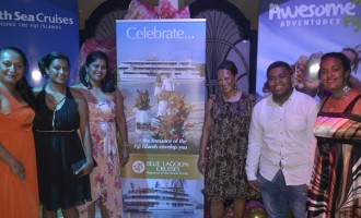 South Sea Cruises, Blue Lagoon Awards Incentives  To 20 Sales Rep
