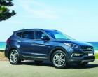 "2016 Hyundai Santa Fe Named ""Full-Size CUV Of Texas"