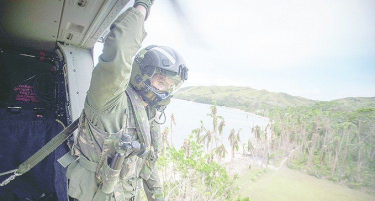 Fijians' Cheerful  Attitude And Gratitude Impresses Sgt Wooller