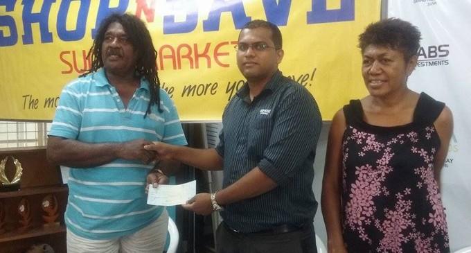 Shop N Save Sponsors FPRA award