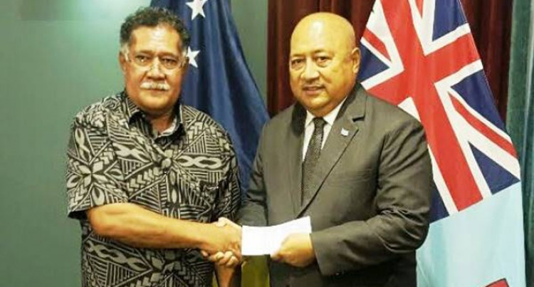 Tokelau Donates To PM's Relief Fund