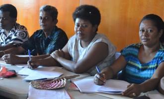 Market Vendors, Farmers Training In Labasa
