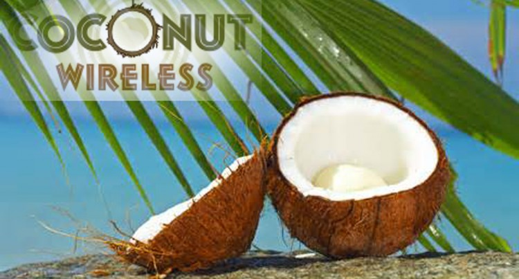 Coconut Wireless, 4th April 2016