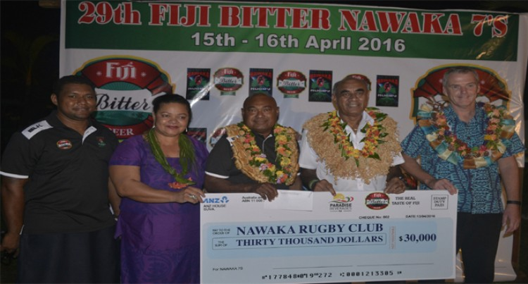 Tournament Launch $30k Boost For Nawaka 7s