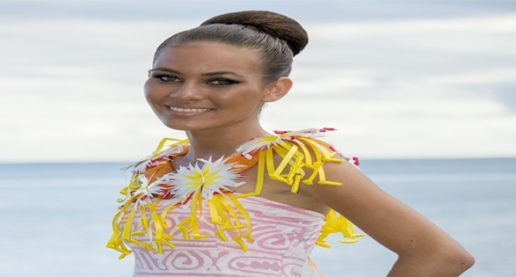 Cakaudrove Beauty Vies For Fiji Crown