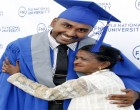 FNU Awards Its Masters Graduates