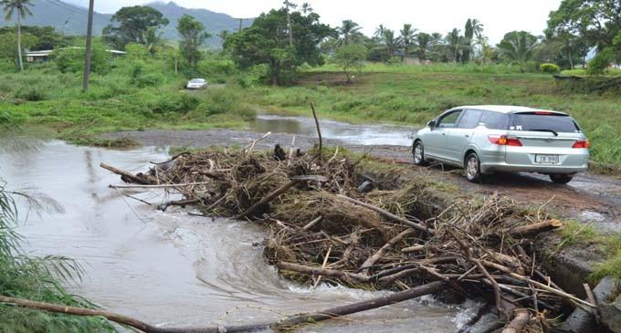 Flooding Leaves Bulileka Residents Stranded For Hours