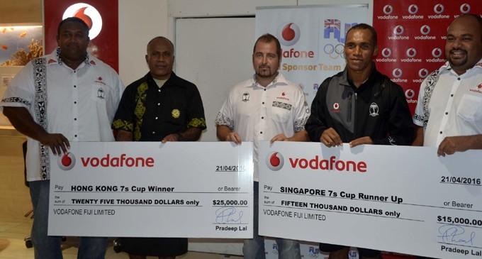 Vodafone Hands $40K In Bonuses
