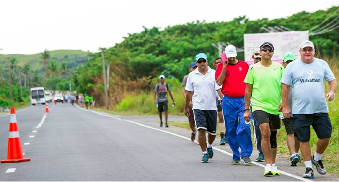 Walk-A-Thon To Raise Funds For Special, Cyclone Affected Kids