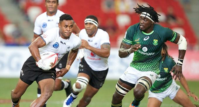 Nasilasila Magic Seals Win Over South Africa