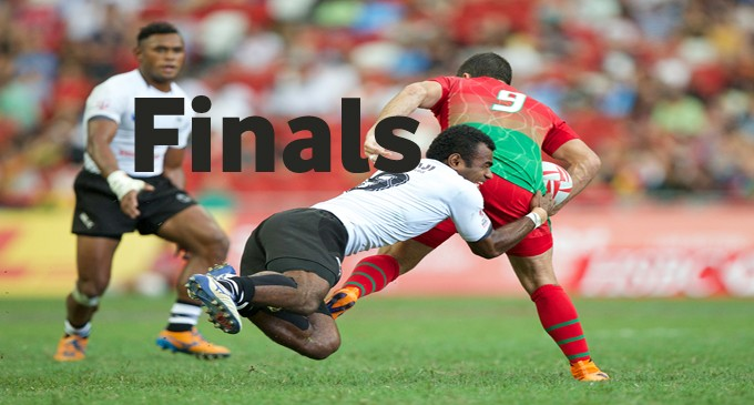 Fiji Through To The Finals