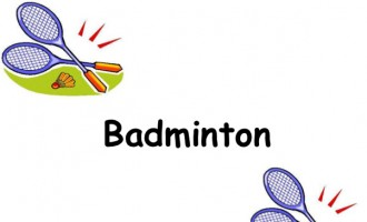 Good Turnout For Badminton