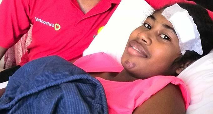 Abigail Forgives Bus Driver; Thankful She's Still Alive