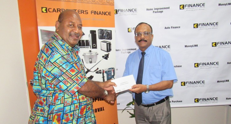 Carpenters Finance Rewards Loyal Customers