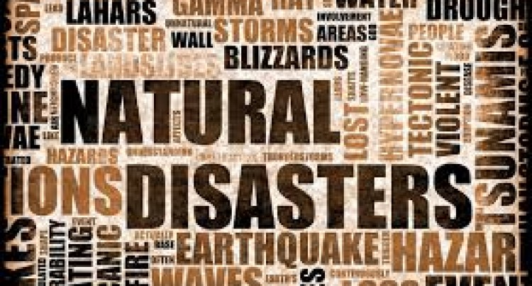 Recent Natural Disasters Vindicate PM's Position on Climate Change