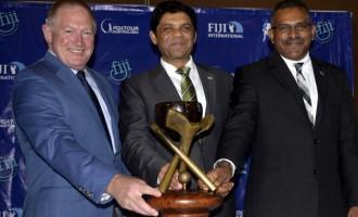 Big Boost For Fijian International