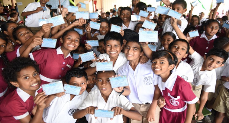Reddy Launches Students, Parents Pledge