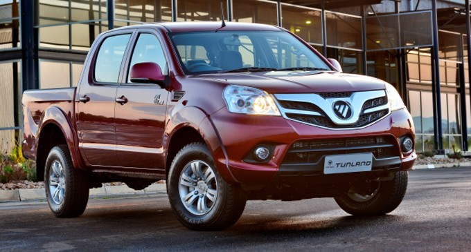 Foton Tunland Double Cab Rates Favourably Against Its Big-Name Rivals