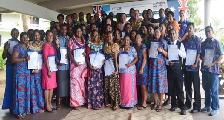 APTC Graduates 59