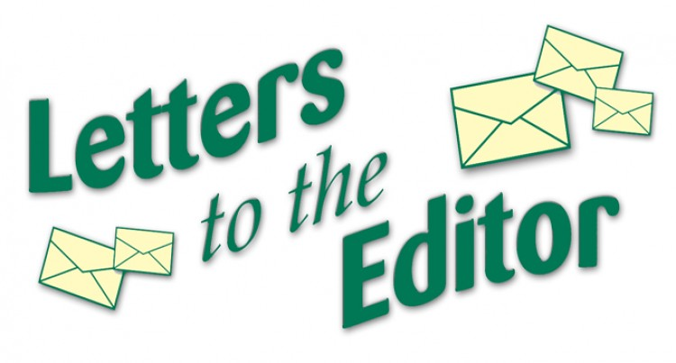 Letters To The Editor, 20th, May, 2016